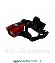 Налобный + велосипедный фонарь Police LL-6635 5000W