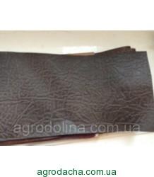 Дерматин(кож.зам) на метраж тисненный ширина 1м шоколад