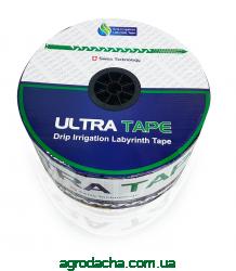 Капельная лента ULTRA TAPE 6mill 10 см (3000м)
