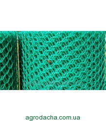 Пластиковая сетка ячейка 1,9*1,9см сота 1м*30м