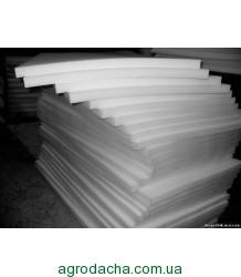 Поролон мебельный листовой (1,2м*2м) толщиной 80 мм