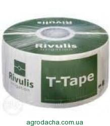 Капельная лента T-Tape( John Deere) 8mil 30см (2300 м),