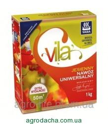 Удобрение Yara Villa универсальное осеннее 1кг