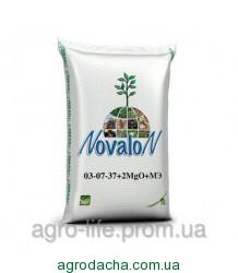 Новалон 03-07-37+2MgO+14,9S+МE-25 кг