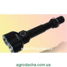 Мощный подствольный фонарь Police Q2822-2xT6 50000W