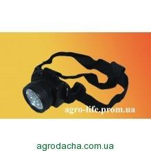 Светодиодный налобный фонарь Dingqi DQ-539 10 диодов