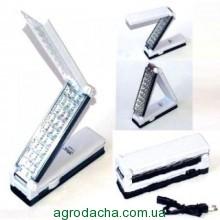Светодиодная панель фонарик Yajia трансформер YJ-6830TP