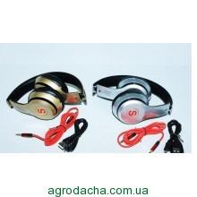Беспроводные Bluetooth наушники Black TM-012S + Гарнитура