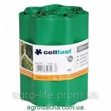Газонный бордюр Cellfast 20 см x 9 м Зеленый