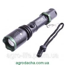 Тактический фонарик POLICE BL-1826-T6 10000W