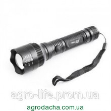 Светодиодный фонарь 12V Small Sun R639-XPE, zoom