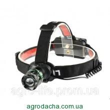 Налобный тактический фонарь Police BL-T07A-T6