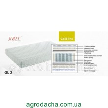Ортопедический матрас серия Gold Line GL2  1.80х1.9-2 м