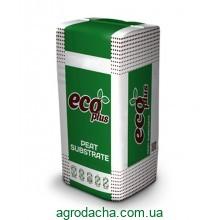 Торфяной субстрат Eco Plus Pl1, 250л