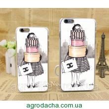 Чехол накладка Шанель для iPhone 6s, Винница