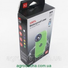 Чехол для дайвинга Seashell SS-i6 для iPhone 6/6S Green, Винница