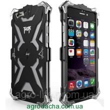 SIMON THOR Alloy Aluminium Protector High Quality Metal Sceleton Body Case для iPhone 5/5S Black