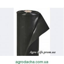 Пленка черная 3м 100мкм