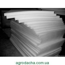 Поролон мебельный листовой (1,2м*2м) толщиной 60 мм