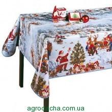 Клеёнка на стол  Dekorama новогодняя 25A