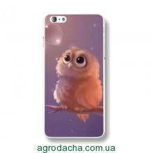 Чехол-накладка Милая Сова для iPhone 5/5s, Винница