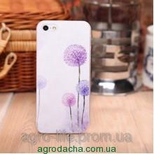 Чехол-накладка Милый цветок для iPhone 5/5s, Винница