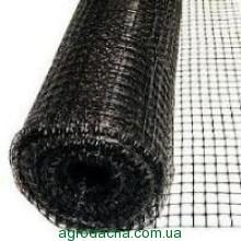 Сетка газонная от кротов Украина черная 1м*100м