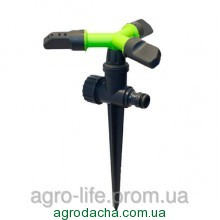 Вертушка green тройная на ножке Presto-PS № 8105