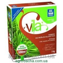 Удобрение минеральное для хвои осеннее Yara Vila 3 кг