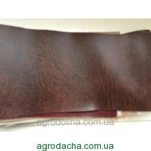 Дерматин(кож.зам) на метраж гладкий ширина 1м шоколад