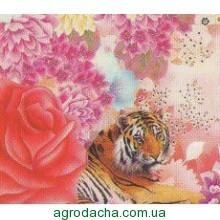 Клеенка Люкс Тигр 1,40 см