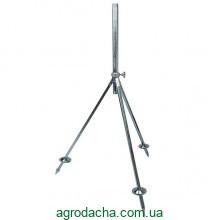 Тренога Presto-PS для дождевателей с наружной резьбой 1 дюйм, высота 100-140 см (14025)