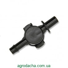 Клапан антидренажный Presto-PS для систем капельного полива, в упаковке - 10 шт. (4101)