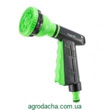 Пистолет для полива Presto-PS насадка на шланг пластик (4442)