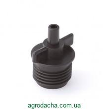 Адаптер Presto-PS с наружной резьбой 1/2 дюйма для микроджет 5 мм, в упаковке - 100 шт. (5194B)