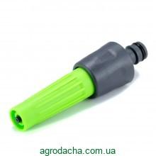 Пистолет для полива Presto-PS насадка на шланг брандспойт, в упаковке - 25 шт. (7201G)