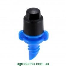 Микроджет Presto-PS капельница для полива Крокус 43 л/ч 90°, в упаковке - 10 шт. (7717)