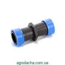 Соединение Presto-PS ремонт для шланга туман Silver Spray 25 мм (GSC-0125)