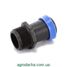 Стартер Presto-PS с резьбой 32 мм для шланга туман Silver Spray 40 мм (GSM-014040)