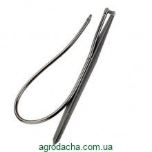 Стойка для капельниц микроджет Presto-PS с трубкой 5 мм, высота 50 см (SMS-0150)