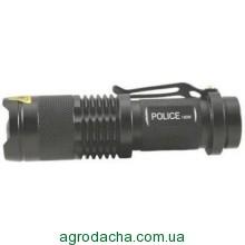 Фонарик Police BL-8468 XPE 10000W карманный