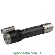 Фонарь Police 12V BL-9847-12000W XPE, +лазер (блистер)