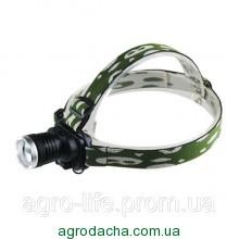 Фонарик налобный-мощный Bailong BL 6809 120000W