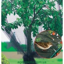 Защитная сетка от птиц зеленая 8м*120м, Винница