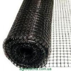 Сетка газонная от кротов Украина черная 2м*100м опт