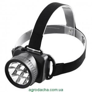 Налобный фонарик Bailong BL-536 12 LED диодов