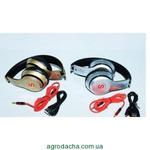 Беспроводные Bluetooth наушники Gold TM-012S + Гарнитура
