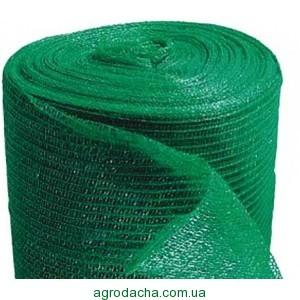Затеняющая сетка для растений купить 60% затенения, Польша, зелёная 6м х 50м, Винница