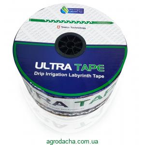 Капельная лента ULTRA TAPE 7mill 20 см (1000м)