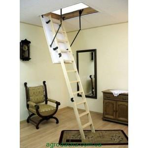 Чердачная лестница OMAN - TERMO 120см х70см